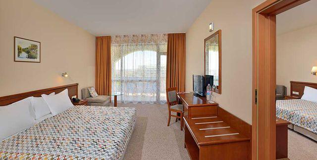 Sol Nessebar Mare Hôtel - Chambres familiales/ connectées