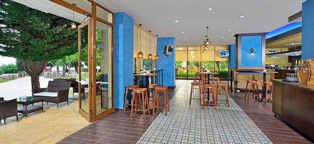 Sol Nessebar Mare Hôtel - Repas