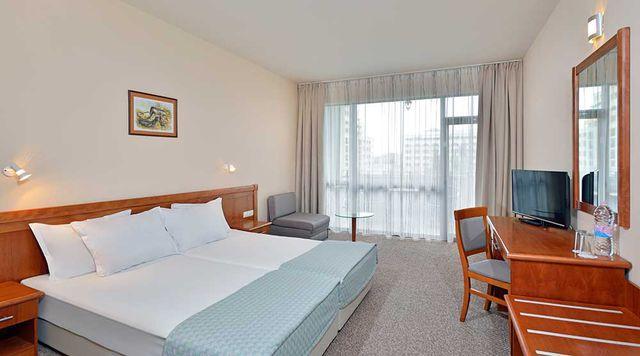 Sol Nessebar Mare  Hotel - DBL room sea view